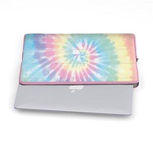 Pastel Delight Puffy Laptop Case