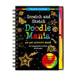 Scratch & Sketch Doodle Mania