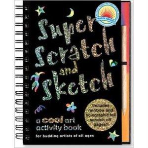 Super Scratch & Sketch