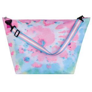 Swirl Tie Dye Weekender Bag