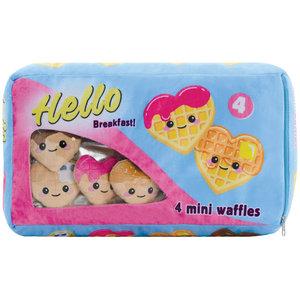 Box of Waffles Pillows
