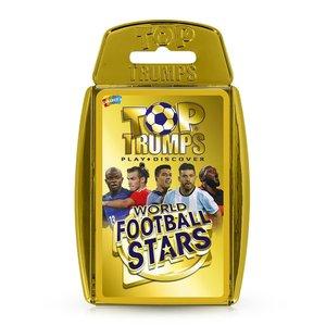 Top Trumps World Soccer Stars
