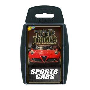 Top Trumps Sports Cars