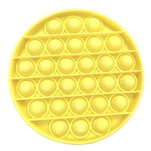 POP Fidgety Yellow Circle