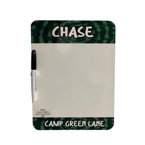 Rugged Tie Dye Dry Erase Board