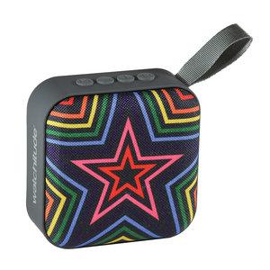 Rainbow Stars Bluetooth Speaker