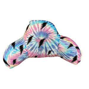 Tie Dye Bolt Boyfriend Pillow