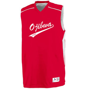Camp Ojibwa Reversible Basketball Jersey