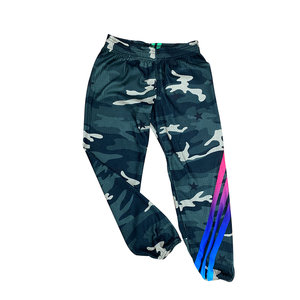 Camo Stripe Thermal Joggers
