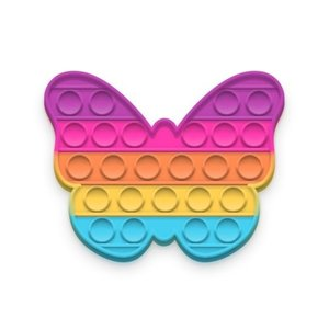 Pop Fidgety Glow in the Dark Butterfly