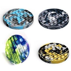 Pop Fidgety Bold Tie Dye Circles