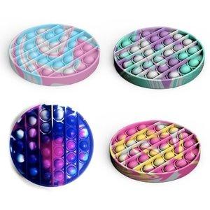 Pop Fidgety Tie Dye Circles