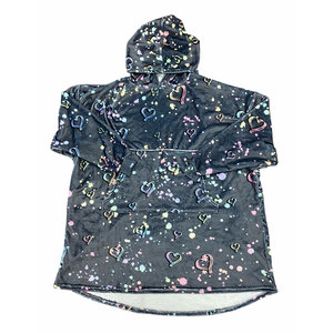 Pastel Splatter Chill Pullover