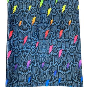 Snakeskin Bolt Blanket