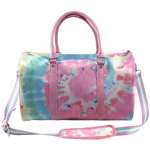Swirl Tie Dye Duffel Bag
