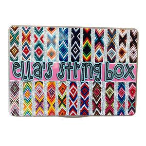 Fun Friendship Bracelets Box