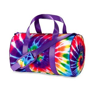 Rainbow Tie Dye Duffel Bag