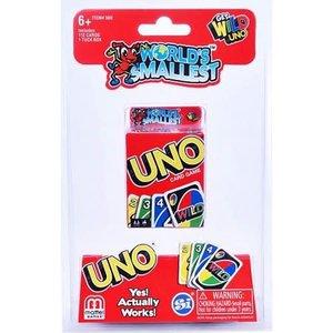 Worlds Smallest Uno