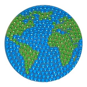 Planet Earth StickerBean