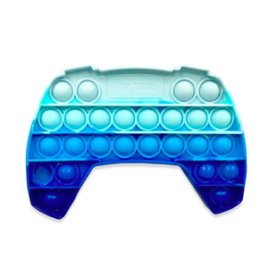 Blue Ombre Gamer Pop It
