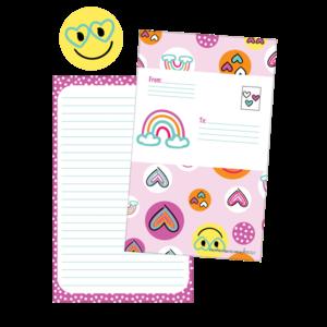 Sunshine Foldover Cards