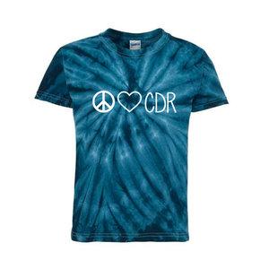 Camp Deeny Riback Tie Dye T-Shirt