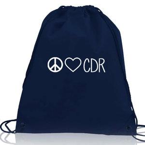 Camp Deeny Riback Drawstring Bag