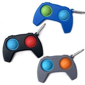 OMG! Mega Pop Game Controller Keychain
