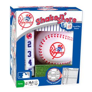 New York Yankees Shake n' Score
