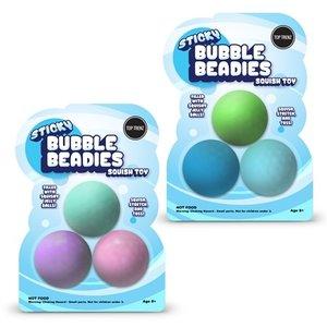 Sticky Bubble Beadies