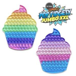 OMG Pop Fidgety - JUMBO XXL Cupcake