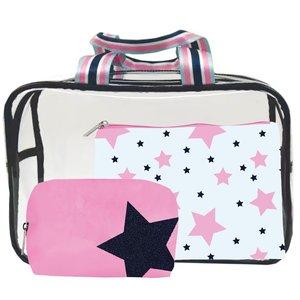 Shine Bright Cometic Bag Set