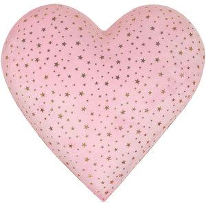 You're a Star Heart Pillow