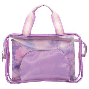 Purple Sky Cosmetic Bag Set