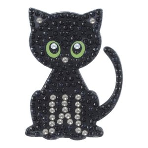 Black Cat Stickerbean