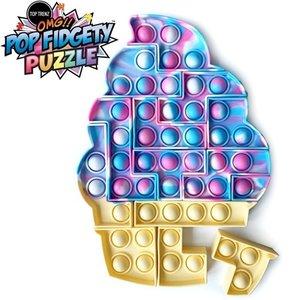 OMG Pop Fidgety - Ice Cream Cone Puzzle