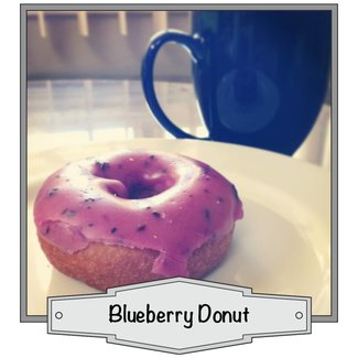 JoJo Vapes Blueberry Donut