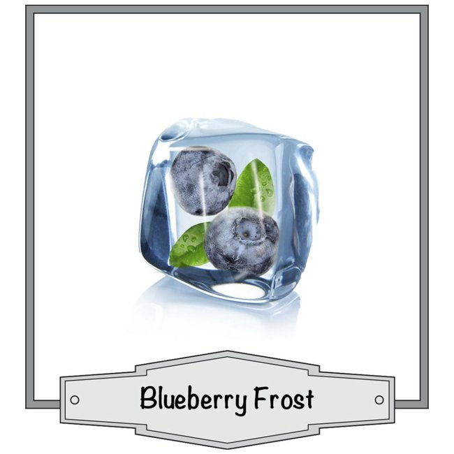 JoJo Vapes Blueberry Frost