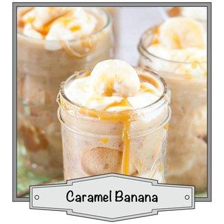JoJo Vapes Caramel Banana