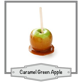 JoJo Vapes Caramel Green Apple