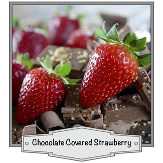 JoJo Vapes Chocolate Covered Strawberry