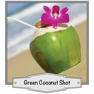 JoJo Vapes Green Coconut Shot