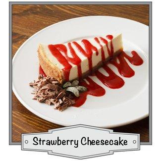 JoJo Vapes Strawberry Cheesecake