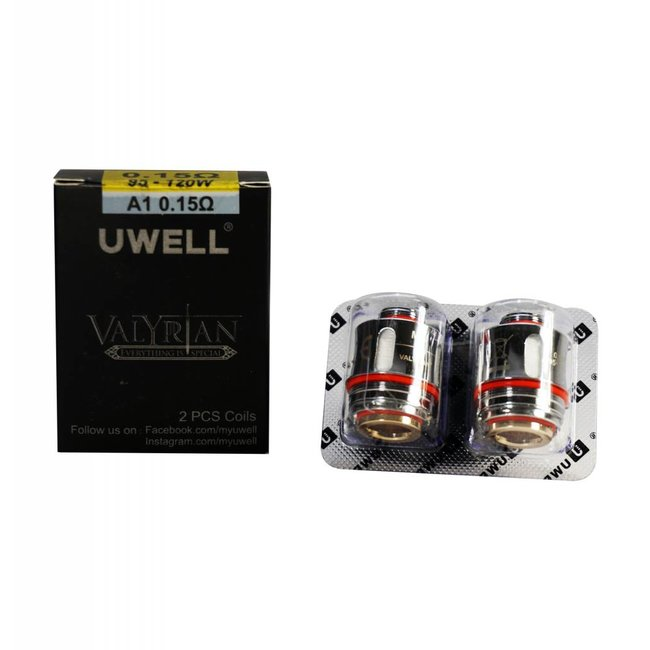 Uwell 2 Pk Uwell Valyrian Coil