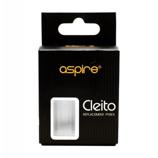 Aspire Aspire Cleito 3.5ml Replacement Glass