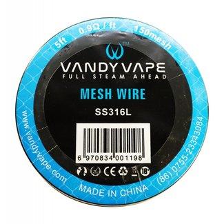 Vandyvape Vandyvape Mesh Wire 5 ft.