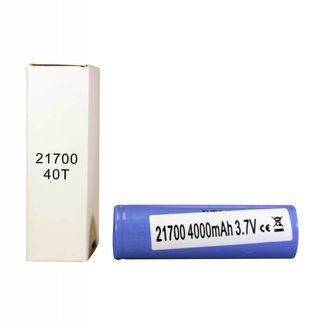 Samsung Samsung 40T 21700 40A 4000mAh