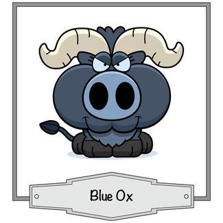 JoJo Vapes Blue Ox Nic Salts 30 ml