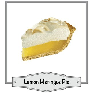 JoJo Vapes Lemon Meringue Pie Nic Salts 30 ml