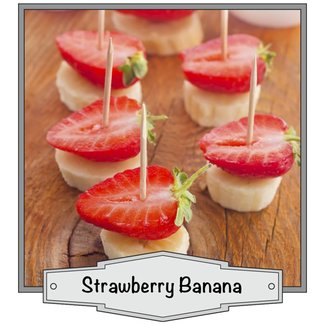 JoJo Vapes Strawberry Banana Nic Salts 30 ml